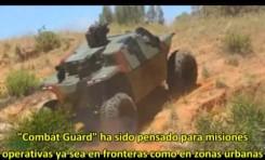 """""""Combat Guard"""" El innovador carro de combate 4x4"""