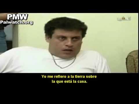 Cuando la TV Oficial Palestina transmite esto… ¡Claro que luego palestinos acuchillan judíos!