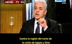 """Defender a Siria es defender a Egipto"""