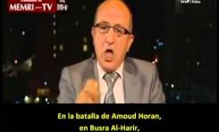 Desertor del ejército sirio: Assad uso armas químicas