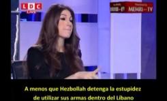 Diputado libanés amenaza a Hezbollah