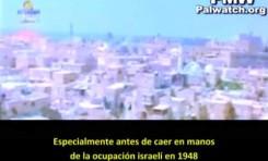 Documental palestino: Sólo ciudades palestinas