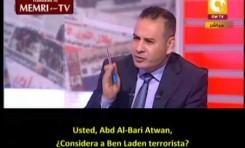 "Editor Jefe Al Arabya: Bin Laden era ""medio terrorista"""