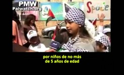 "Educando al odio: ""Israel asesinaron a mi muñeca"""