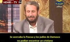 Egipto: Los judíos hacen Matza con sangre de cristianos