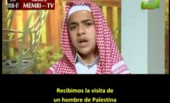 Egipto: Niño predica sobre Jerusalen