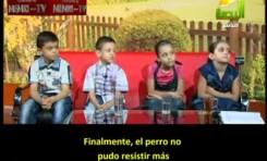 Egipto: Programa infantil sobre religión y actualidad