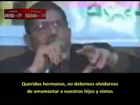 El archivo de Morsi y su odio islamista