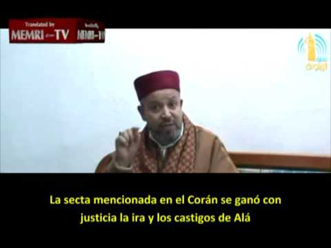 El clérigo tunecino miente para justificar su odio a Israel