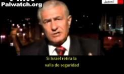 El gran objetivo es destruir Israel pero no lo podemos decir