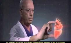 El holograma israelí que cambiará la cirugía