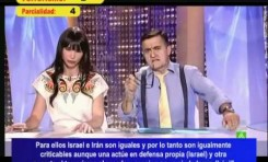 El Intermedio 1 (España): 5 Mentiras y apoyos al terrorismo y 2 parcialidades en 4 minutos