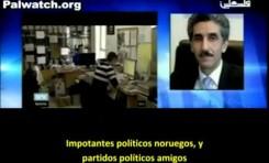 Embajador palestino rechaza que incitan al odio desde su TV