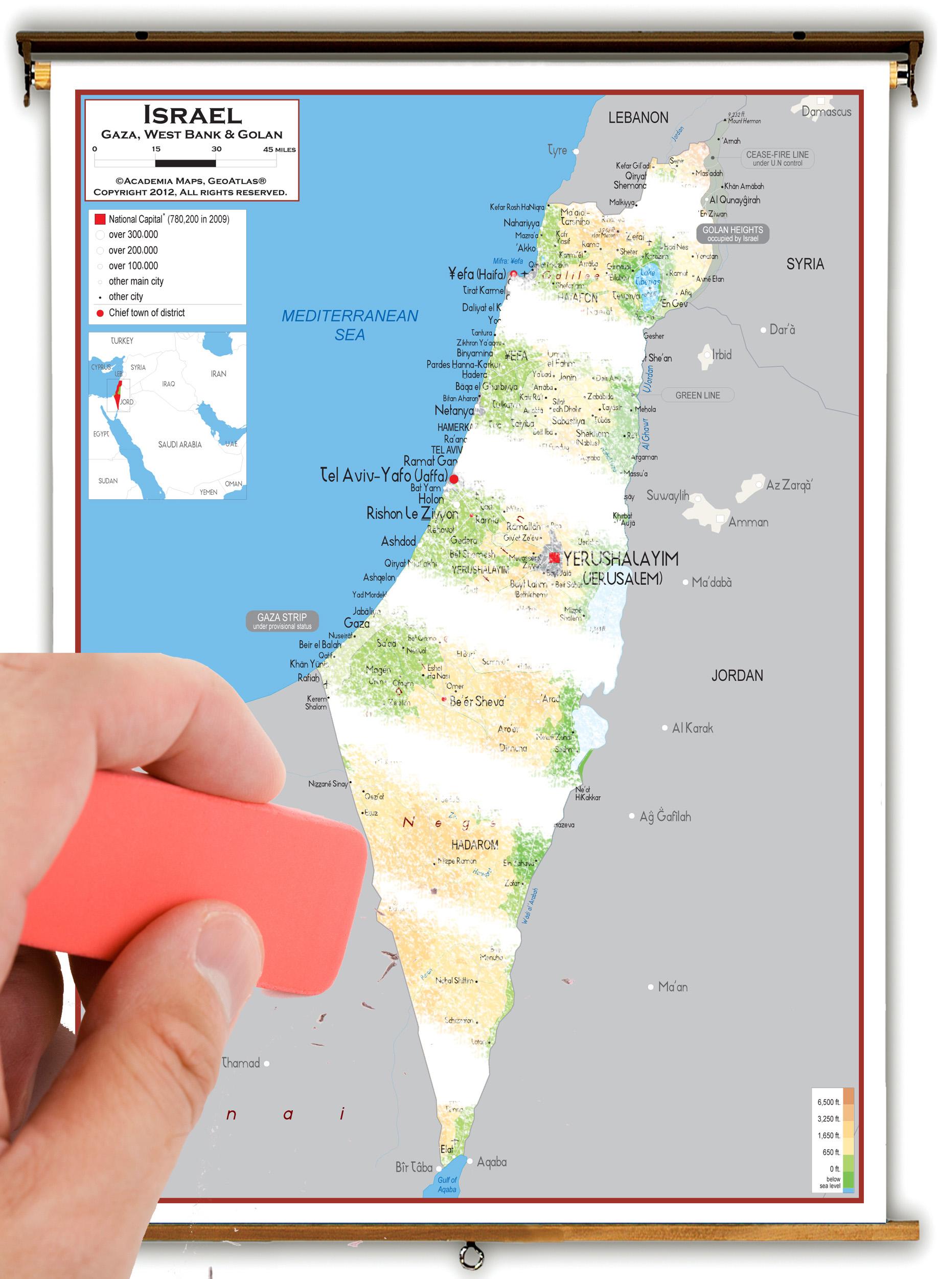 No estamos solos – Por Boaz Bismuth (Israel Hayom)