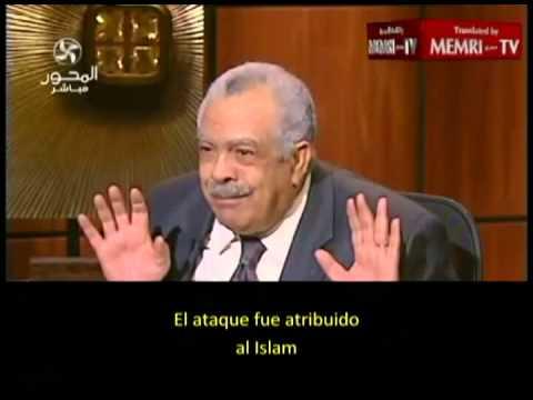 Ex ministro egipcio: Los judíos atentaron en el 11/9 y asesinaron a Sadat