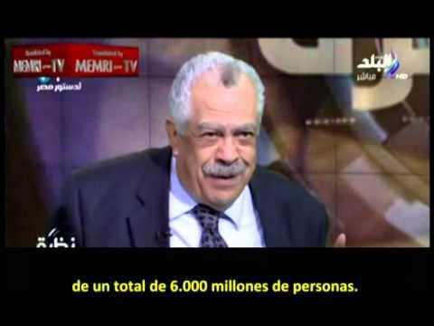 Ex ministro egipcio: Los judíos gobiernan el mundo, lo leí en Los Protocolos de los Sabios de Sión