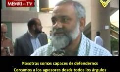 Exhibición de misiles y otras armas iraníes