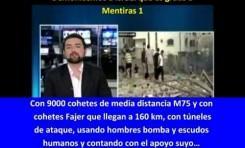 Felipe Medina Gutiérrez (Colombia) 9 mentiras y 9 demonización en 5 minutos 20