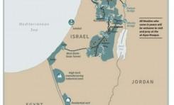 Este plan de paz viene con un mapa, ¿Por qué es esto significativo? - Por Herb Keinon (The Jerusalem Post)