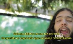 ¡Genial! Reggae de Ari Lesser sobre el boicot a Israel