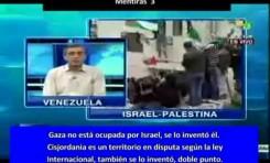 George Zade (Venezuela) 6 pedidos de destrucción de Israel y 13 mentiras en 5 minutos