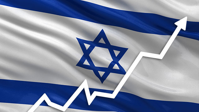 ¡Israel debe enorgullecerse de su desarrollo económico! Desde el año 2000 Israel ha crecido un 62% – Por Adam Royter