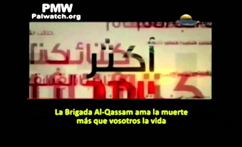 Hamás ama la muerte más que los israelíes la vida