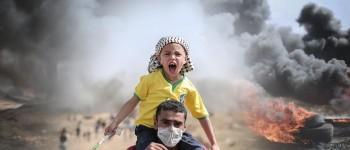 La infantilización de la sociedad palestina - Por Marcelo Wio (Revista de Medio Oriente)
