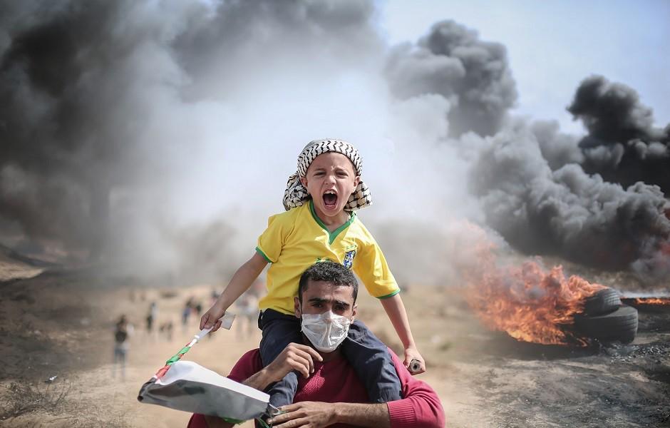 La infantilización de la sociedad palestina – Por Marcelo Wio (Revista de Medio Oriente)