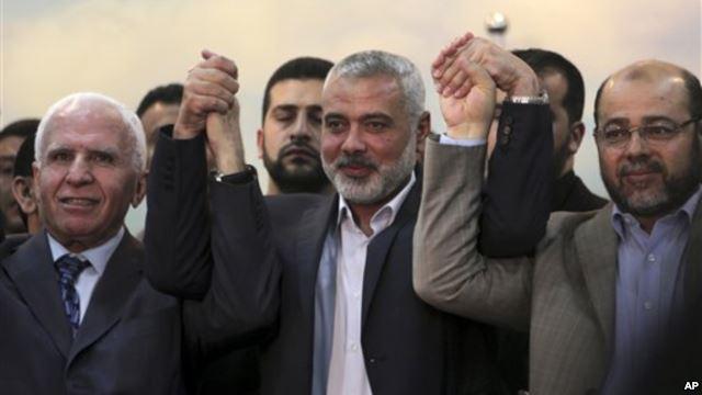 """Peligrosa y falsa """"Unidad Palestina"""" – Prof. Efraim Inbar"""