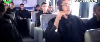Hamás reproduce la matanza en el bus 78 de Jerusalén