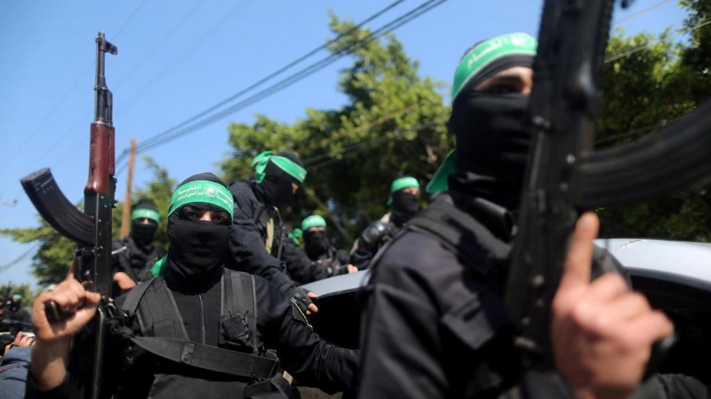 Hamas ha desarrollado un vasto arsenal en Gaza aunque está bloqueada