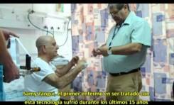 Hospital Rambam (Haifa): ¡Logramos detener los temblores del Parkinson!