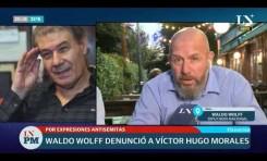 """Waldo Wolf – """"No considero a Argentina un país Antisemita, """"si"""" hay muchos antisemitas"""""""