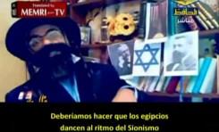 Humor antisemita egipcio en TV Islamista