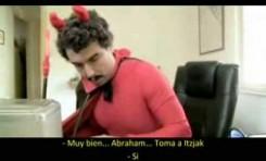 Humor: ¡Dios y el diablo nos vuelven locos a todos!
