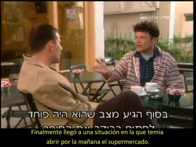 Humor israeli: Todo es politica