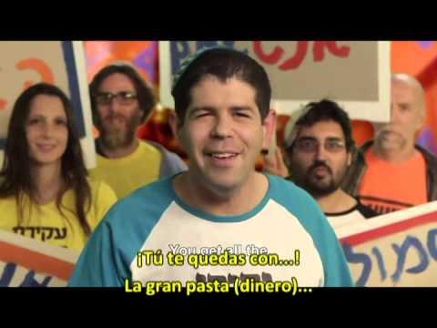 Humor Político: ¡Feliz Purim de Shalom Ajshav - Paz Ahora!
