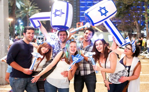 67° Israel – 8.345.000 israelíes
