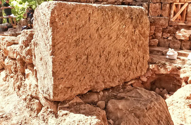 Iglesia bizantina descubierta en la reserva natural de Banias – Por Hannah Brown (Jerusalem Post)