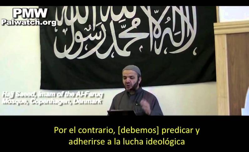 Imán Danés: Dialogar y conciliar está en contra del Islam