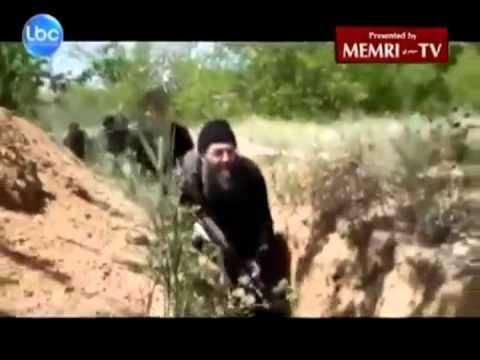 Imán libanés salafista combate en Siria
