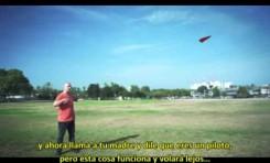 ¡Increíble! Haz un avioncito de papel y pilotéalo con tu i-phone