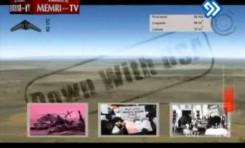 Irán: Guerra psicológica y dibujos animados