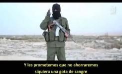"""ISIS amenaza en hebreo a los israelíes: """"Pronto vendremos a degollaros"""""""