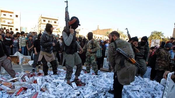 ¿Cómo es que ISIS se ha transformado en la organización terrorista más rica del mundo? - por BBC e Israel Hayom (22/4/2015)