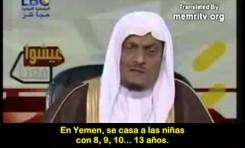 """Islam Saudita: """"Tu puedes casarte incluso con una niña de 1 año"""""""