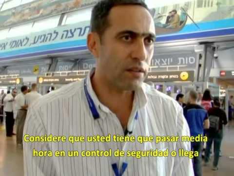 Israel: Alta seguridad en el aeropuerto - MagShoe