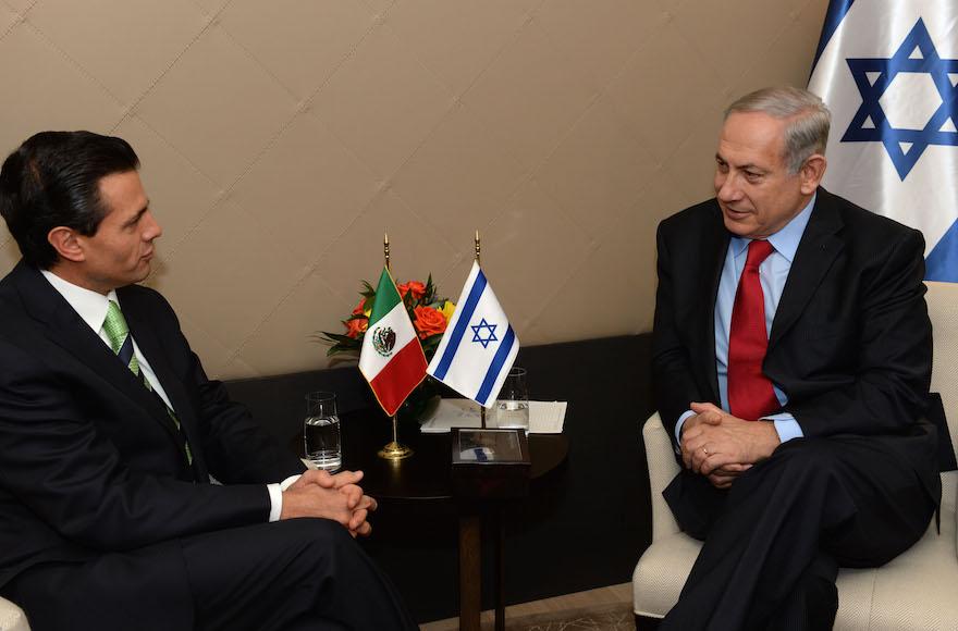 Israel y México: una historia de éxito – Ariel Bolstein (Israel Hayom 14/11/2017)