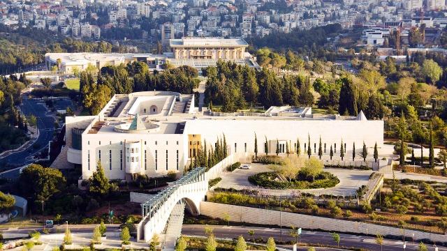 """Ex-Presidente de la Corte Suprema de Israel: """"El mundo está aprendiendo del Estado judío sobre la protección de los derechos humanos en tiempos de terrorismo"""" – Por Barney Breen-Portnoy"""